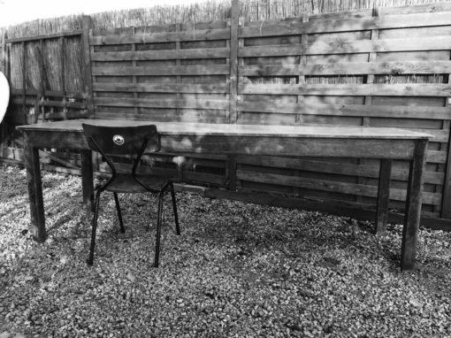 kantine tafels formica jaren 50
