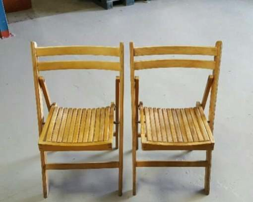 houten vintage plooistoelen_GoodStuffFactory