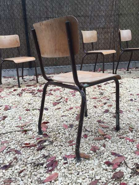 vintage kantinestoelen stapelstoele stapelbaar cafestoel restaurant_GoodStuffFactory