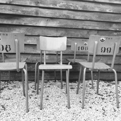 GENUMMERDE STAPELSTOELEN vintage stoelen TUBAX_GoodStuffFactory