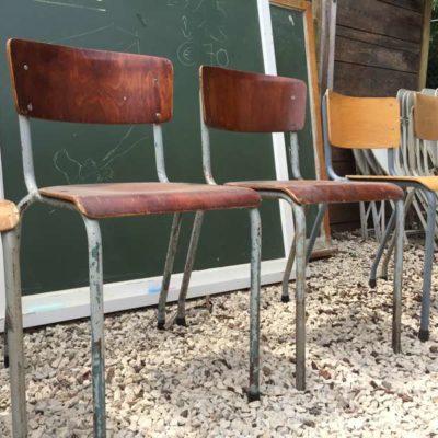 IJZEREN FRAME schoolstoelen vintage retro lofty_GoodStuffFactory