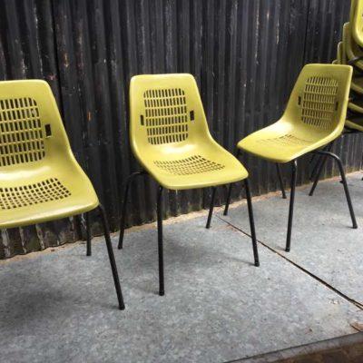 cafe horeca tafel vintage retro brasserie koffiebar vintage terrasstoel terras terrasse chaise _GoodStuffFactory