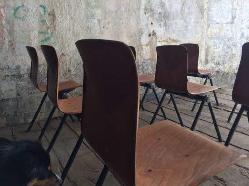 PAGHOLZ FLOTOTTO old chair vintage Galvanitas S30 GoodStuffFactory