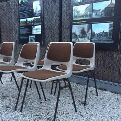 Marko Holland ontwerp stapelstoel jaco vogels vintage retro brocante chair stool stoel GoodStuffFactory