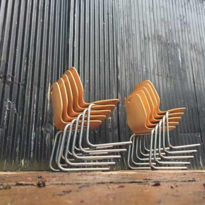 kantine horeca vintage retro stoer terras industrial sledestoel stapelstoel chaise chair_GoodStuffFactory