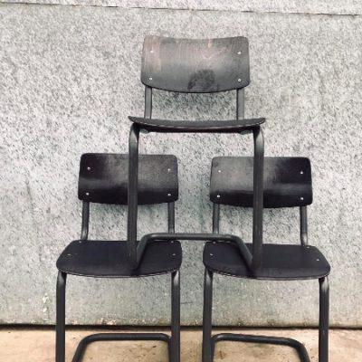 FRISO KRAMER bureaustoel retro industrial design stoer wonen_thegoodstufffactory_be