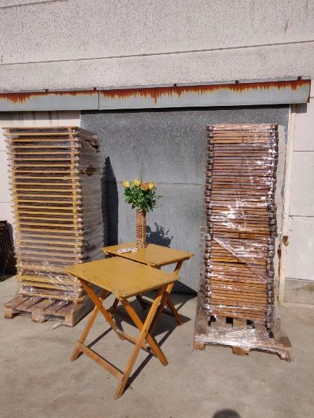 klaptafel terras horeca table pliable terrasse exterieur retro sixties_thegoodstufffactory_be