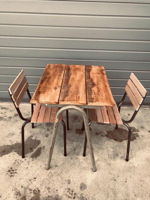 buitenstoelen stoelen exterieur upcycled green energy outdoor indoor refurbished vintage ostalgie sixties vedett_thegoodstufffactory_Be