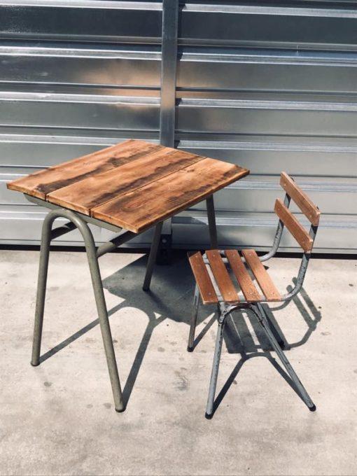 terras buiten exterieur vedett stoelen brewery canteens