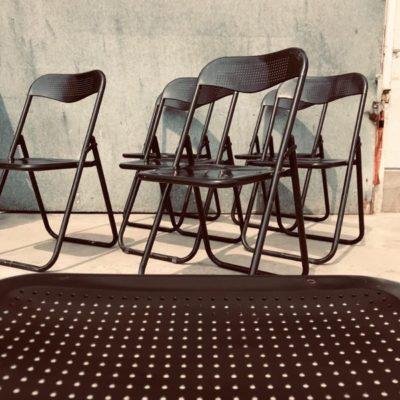 industrial METAL terras buiten exterieur horeca ikkoopbelgisch ikkooplokaal jachetebelge stoelen chairs stools_thegoodstufffactory_Be