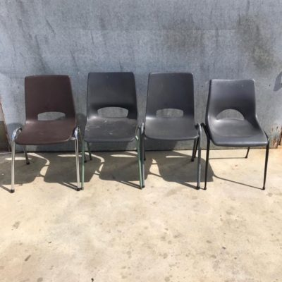 MIX MATCH pvc stoelen retro_thegoodstufffactory_Be