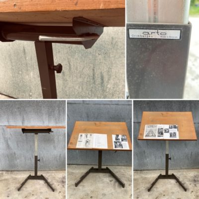 drawing table tekentafel vintage retro_thegoodstufffactory