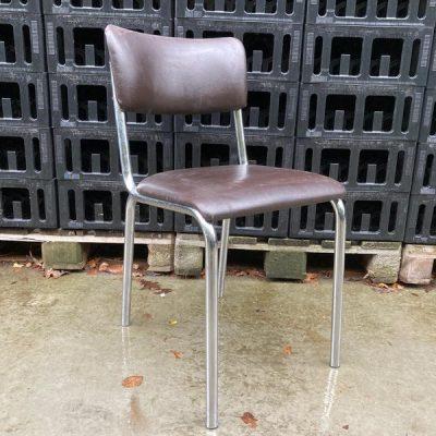 skaie stoelen chrome canteens belgisch leger oldschool retro vintage_thegoodstufffactory
