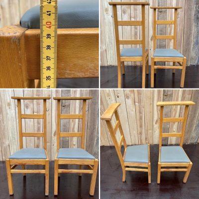 kerkstoelen chaises église praychairs instagram vintage retro antiques_thegoodstufffactory_be