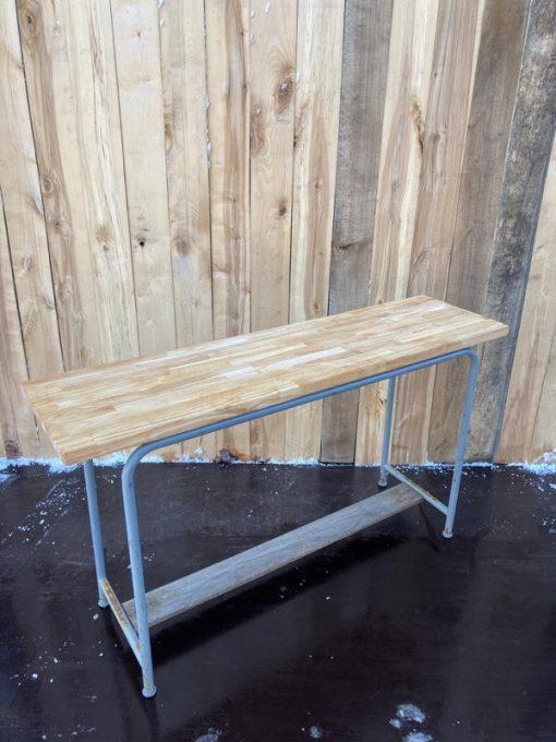 project furniture rubberwood cowork_thegoodstufffactory_be