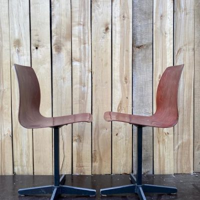 pagholz kruisvoet co work space stoelen vintage retro_thegoodstufffactory (1)