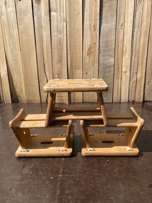 stool stoel kruk retro vintage_thegoodstufffactory_be