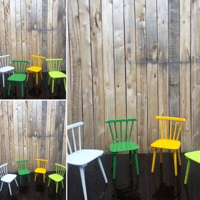 stool stoel spijlenstoel retro vintage_thegoodstufffactory_be