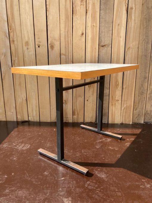 tafel horeca binnen buiten co work space stoelen vintage retro_thegoodstufffactory