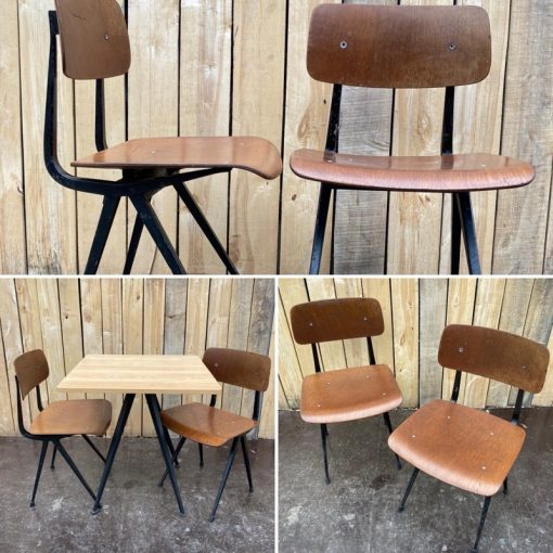 Friso Kramer - REsult - Ahrend De cirkel pieds compas dutch design S17 terras stoelen chaises_thegoodstufffactory_Be