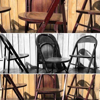 art deco cafe terras terrace exterieur tables chaises stoelen tafels retro vintage preloved°_thegoodstufffactory_Be