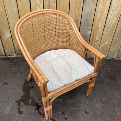 rotan riet stoel stolar chaise ancienne oud horeca cohab interior _ retro vintage _thegoodstufffactory