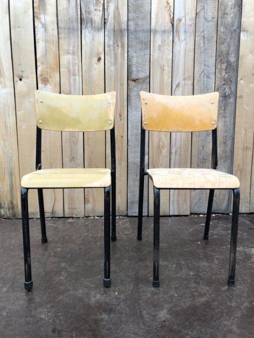 zwarte stoel kantine horeca hospitality interieur idee_thegoodstufffactory_Be